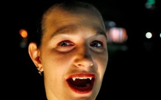 German 'vampire' jailed for life