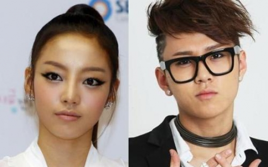 K-pop stars dating for a month
