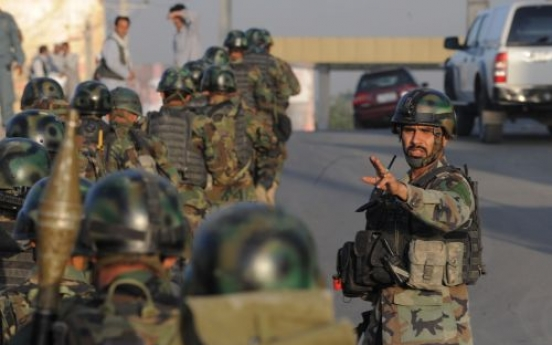 At least 10 killed in Taliban's Kabul hotel attack