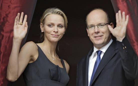 Monaco palace slams wedding strife 'rumors'