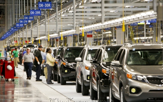 Hyundai-Kia overtakes 6 competitors in a decade