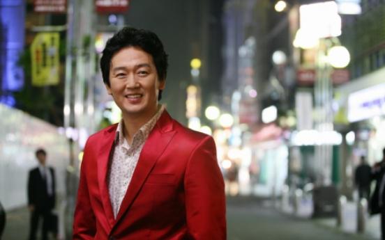 Actor Kim Jeong-tae's sense of humor propels him to stardom