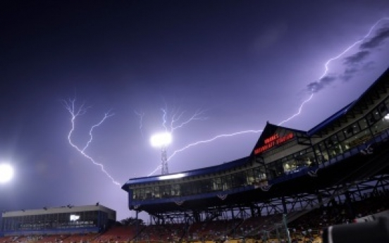 Men five times more likely to be struck by lightning than women