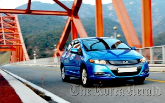 Honda Accord on promotional offer