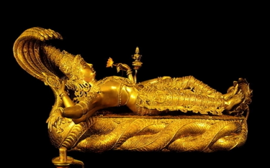 'Billions worth' of treasure found in Indian temple