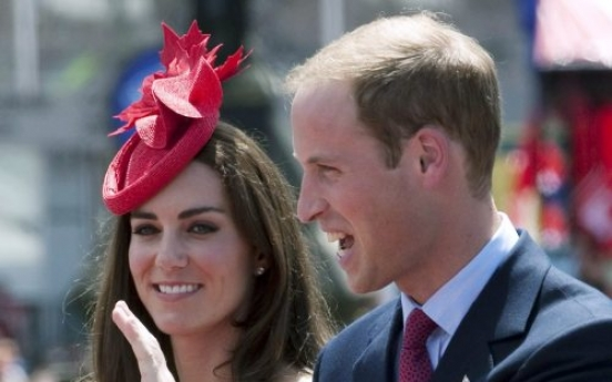 Prince William, Kate charm Canada on royal visit
