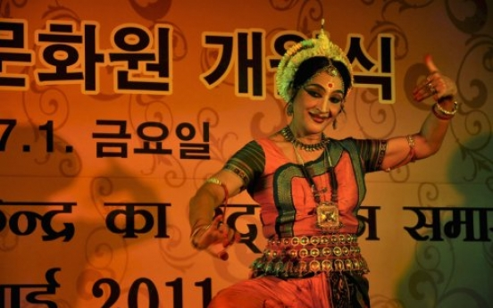 Namaste festival kicks off
