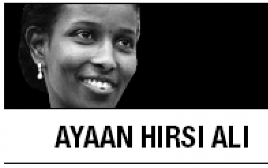 [By Ayaan Hirsi Ali] Obama's Afghan withdrawal