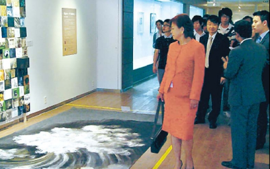 Exhibition connects Mexican art with Gimhae's history