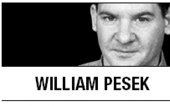 [William Pesek ] Commentary-Pesek