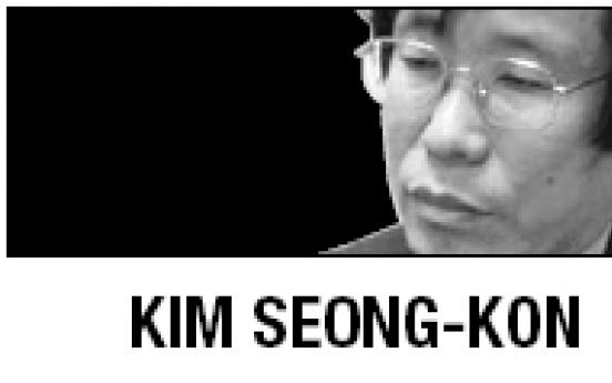 [Kim Seong-kon] Is Korea a conqueror of the world?
