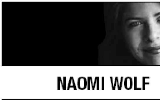 [Naomi Wolf] Is pervasiveness of pornography driving men to insanity?
