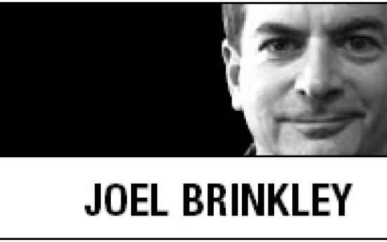 [Joel Brinkley] Bombs before bread in N. Korea