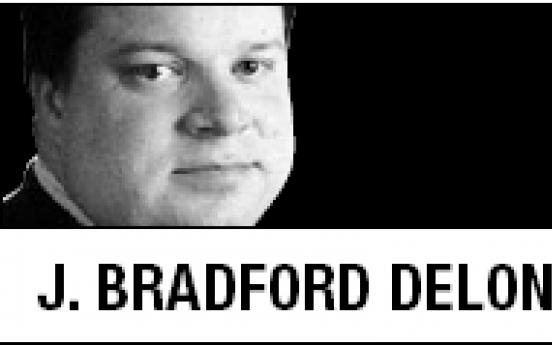 [J. Bradford DeLong] Confessions of a deregulator