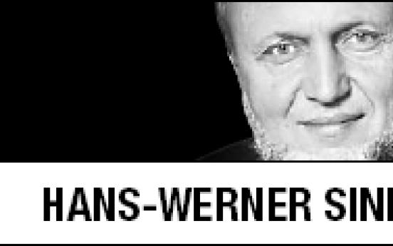 [Hans-Werner Sinn] GIPS debt: Farewell to the euro?