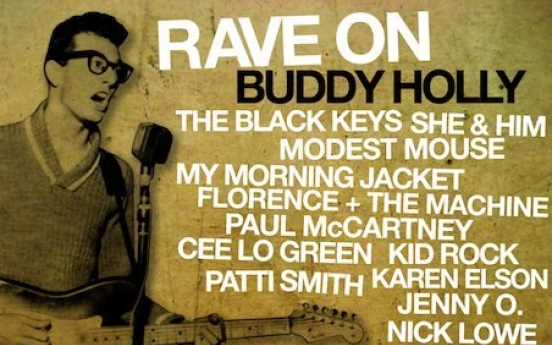 Buddy Holly tribute a real 'Rave'