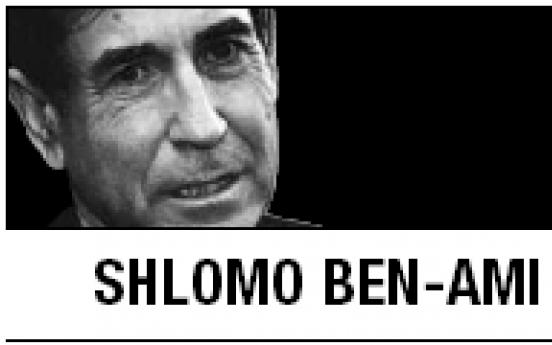[Shlomo Ben Ami] Arab Spring highlights Western fall