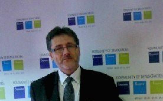 Czech envoy receives top diplomat prize