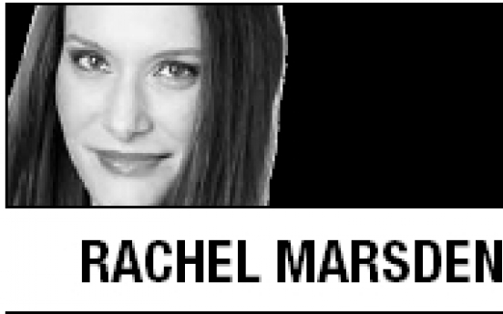 [Rachel Marsden] Difference between truth and justice
