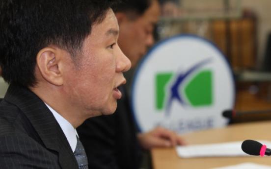 K-League chief vows major changes