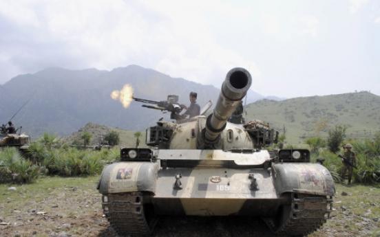 U.S. decides to suspend military aid to Pakistan