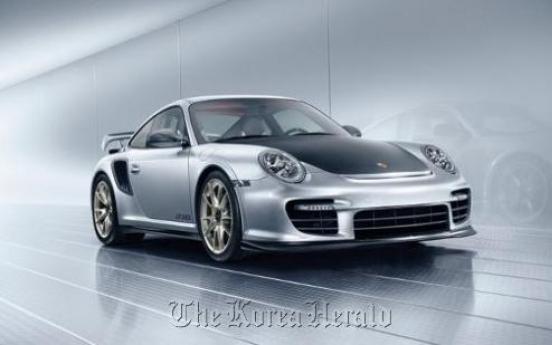 Porsche supercar seen reviving sales