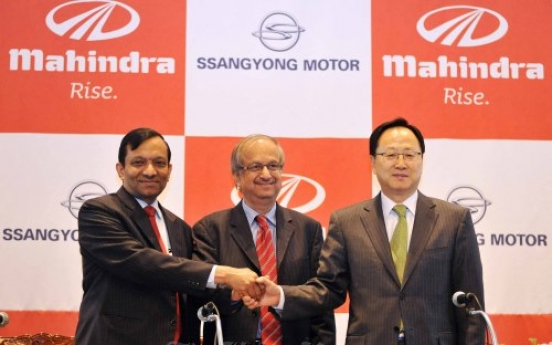 Mahindra vows to regain Ssangyong's brand image
