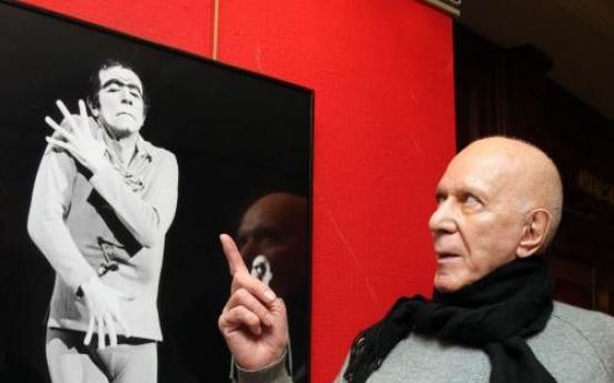 French choreographer Roland Petit dies