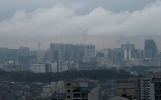 Super typhoon to hit the Korean Peninsula