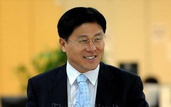 GNP leader picks close aide as new secretary-general