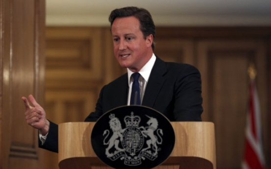 Cameron weakened by phone hacking scandal