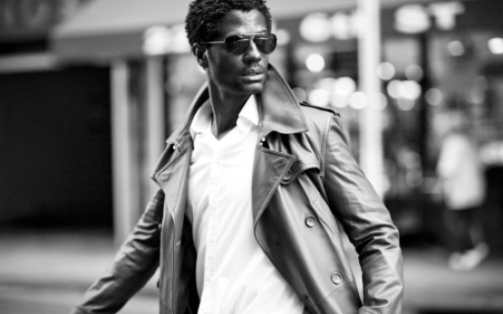 Eric Benet promises 'his very best' at Seoul concert