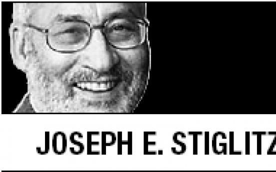 [Joseph E. Stiglitz] Ideological crisis of capitalism