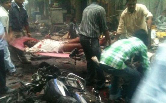 Serial bombings in Mumbai kill 17, wound 131