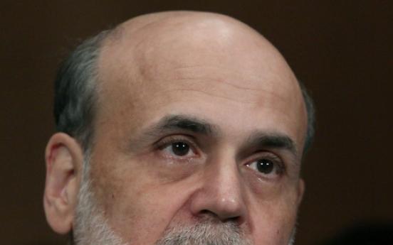Default on debt would increase deficit: Bernanke