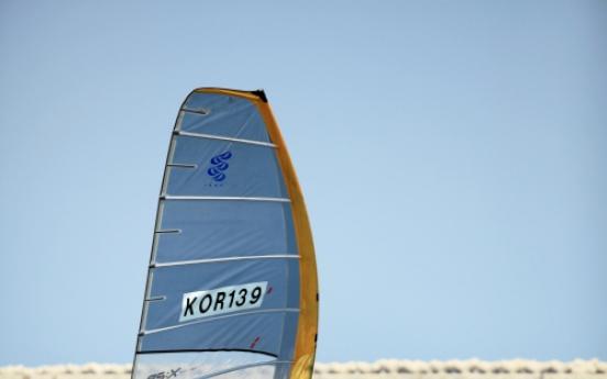 Water sports fun in Uljin