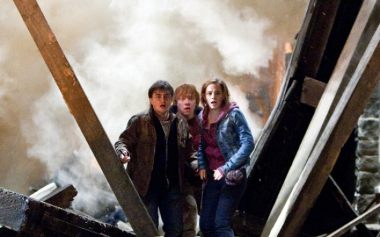 'Hallows,' goodbye: The end of Harry Potter