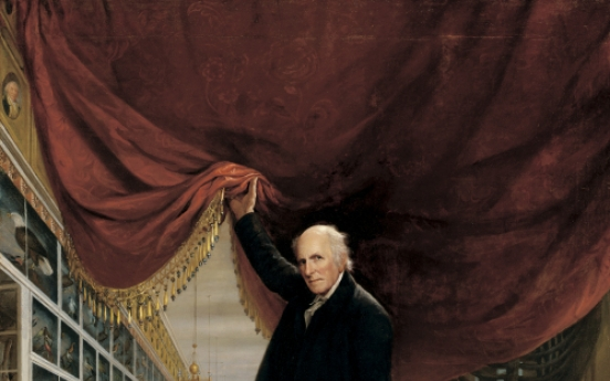 Inventions join art in Smithsonian exhibit