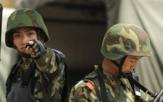 Several people killed in attack in Xinjiang police