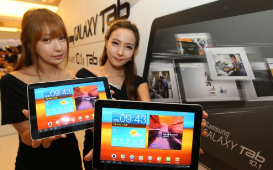 Samsung betting big on Galaxy Tab 10.1
