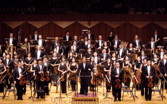 Seoul Phil to hold second Europe tour in August
