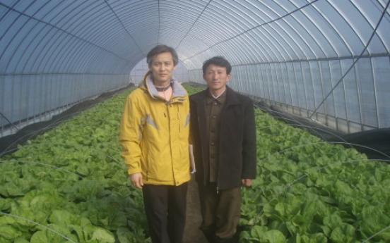 Pastor helps N. Koreans grow food