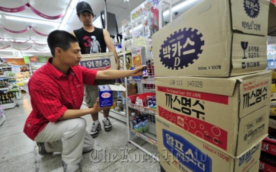 Supermarkets struggle with drug supply