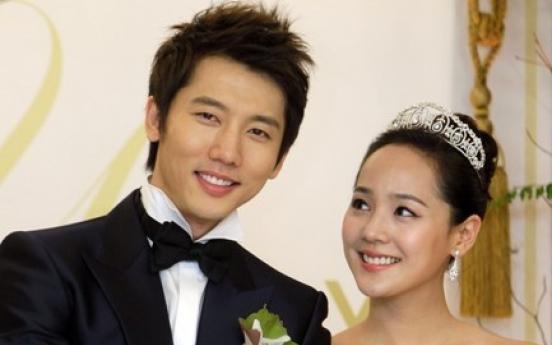 [Photo] Former S.E.S member Eugene weds actor Ki