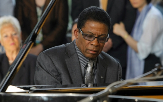Herbie Hancock made U.N. culture ambassador