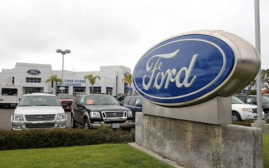 Ford, Chrysler take Q2 hit to position for growth