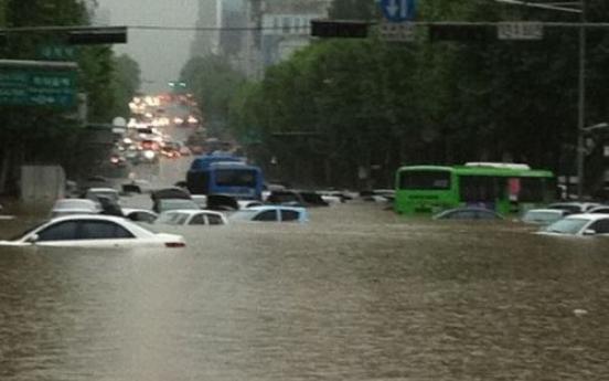 Heavy rains batter nation