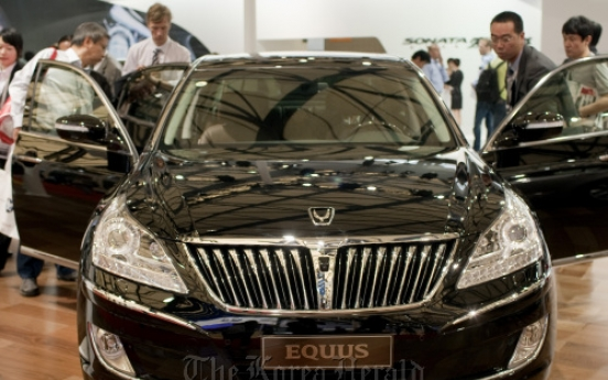 Equus tops U.S. customer satisfaction ratings