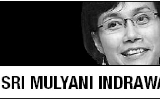 [Sri Mulyani Indrawati] Winning transition to democracy