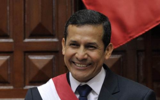 New Peru president: The poor are my priority
